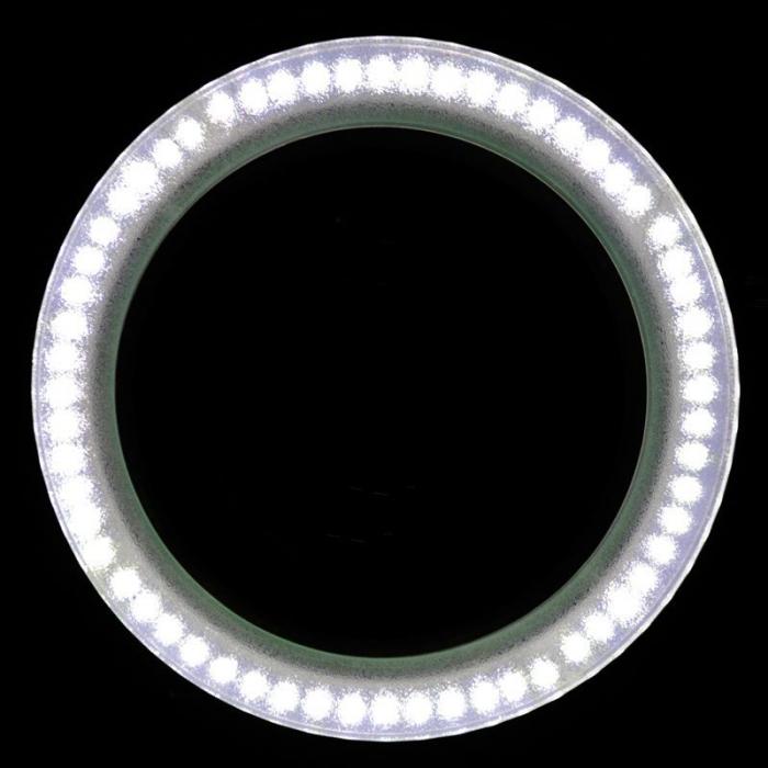 Lampă lupă ELEGANTE 6014 60 LED SMD 5D pentru bloc de lucru [5]