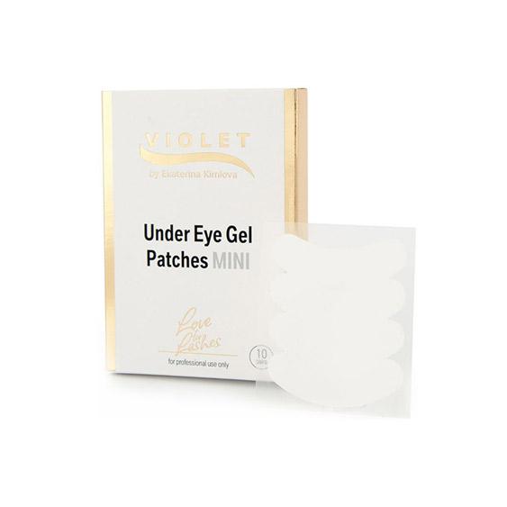 Mini Under Eye Gel Patches 10*2 buc  Violet Lashes [0]