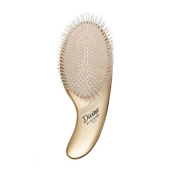 Perie de par Olivia Garden Divine pentru descalcire par uscat [0]