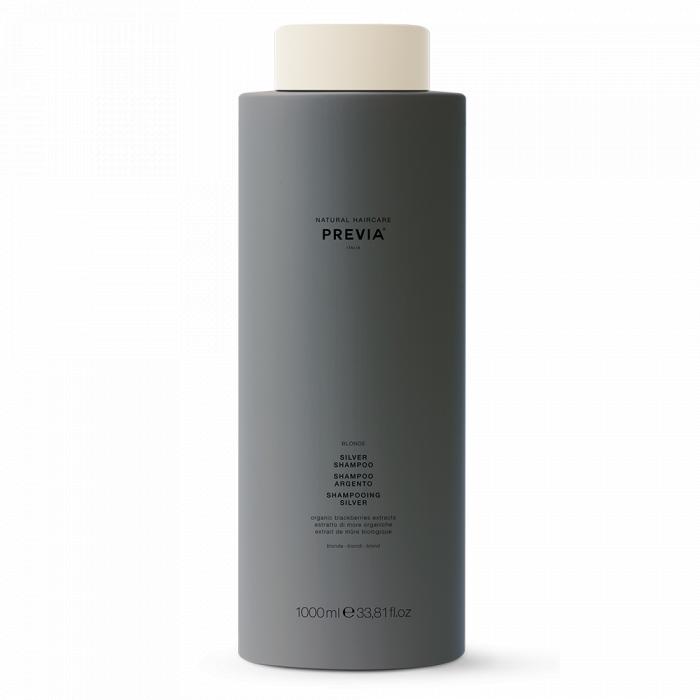 Sampon Previa Silver pentru par blond 1000 ml [0]