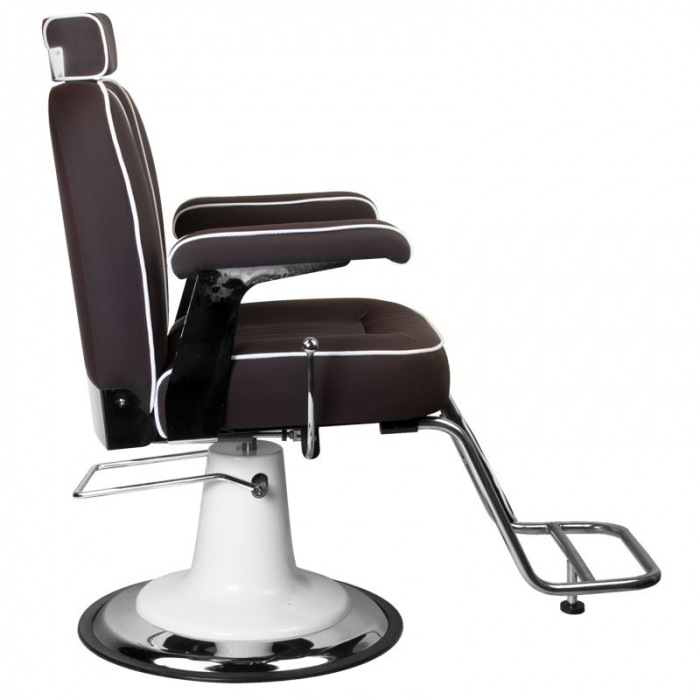 Scaun frizerie Amadeo Brown [1]