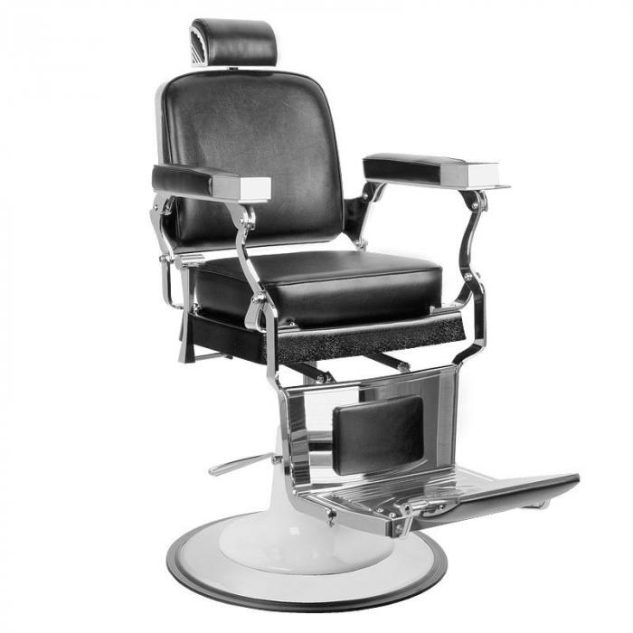 Scaun frizerie Black Barber [0]
