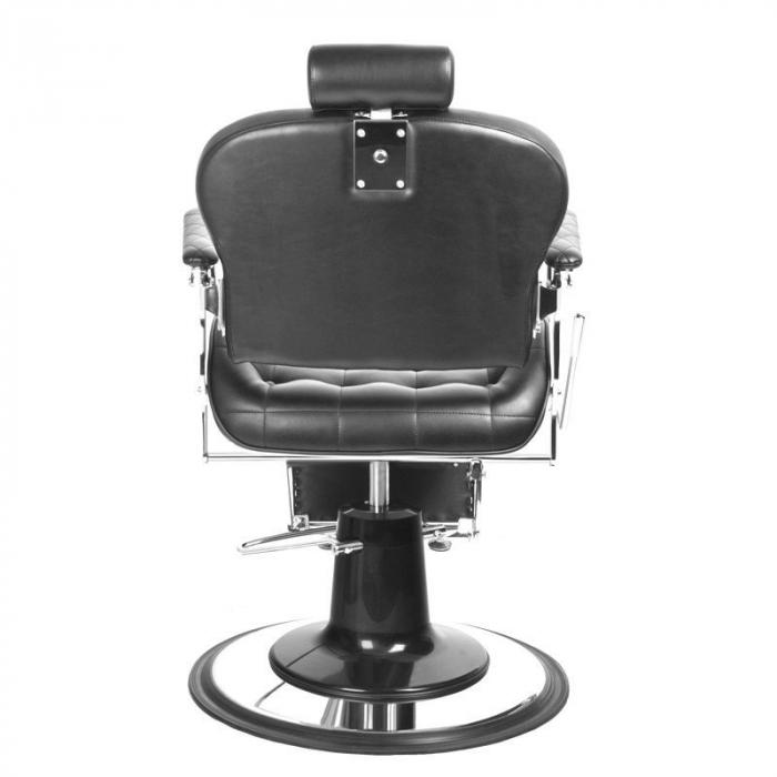 Scaun frizerie Premier Black [2]