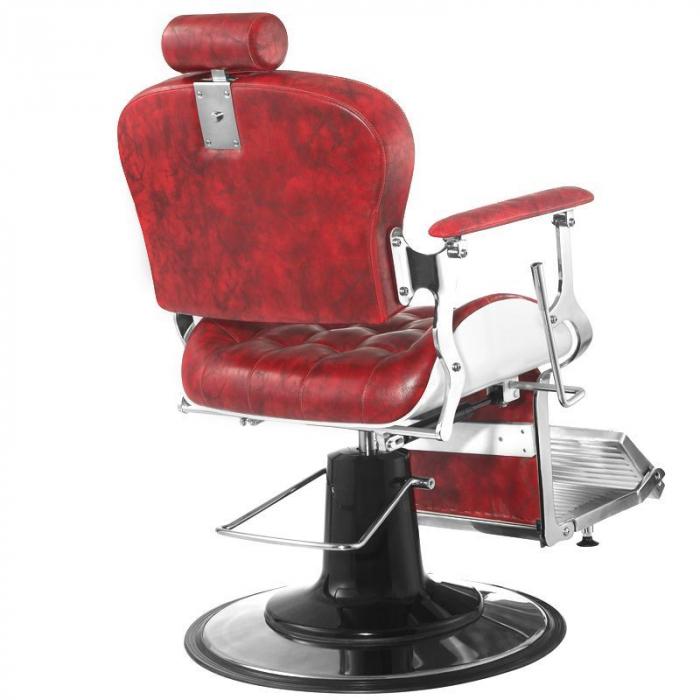Scaun frizerie Premier Red [2]