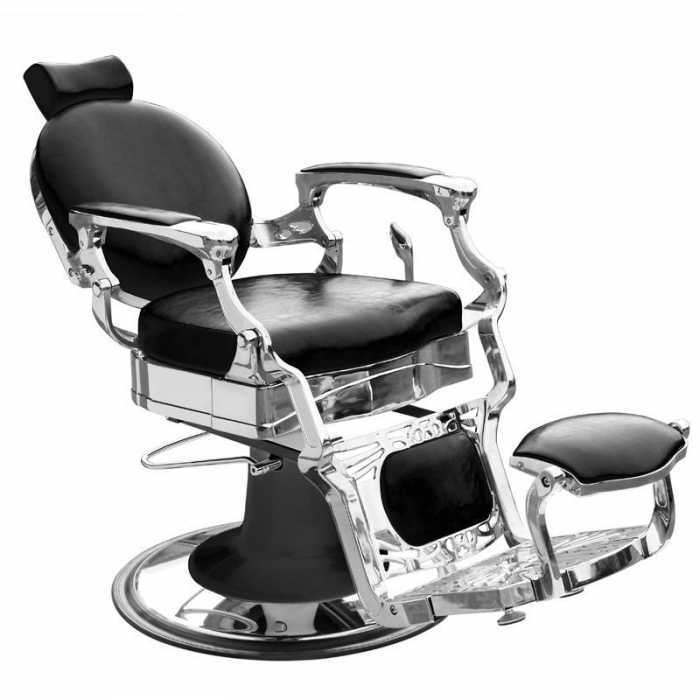Scaun frizerie President Black [2]