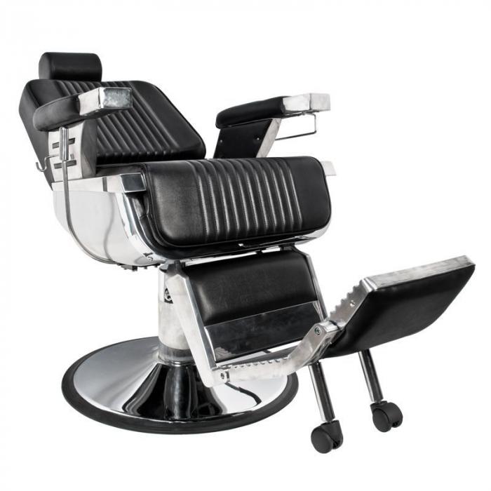 Scaun frizerie Royal Black [1]