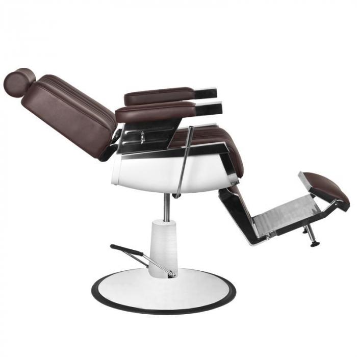 Scaun frizerie Royal II Black [1]