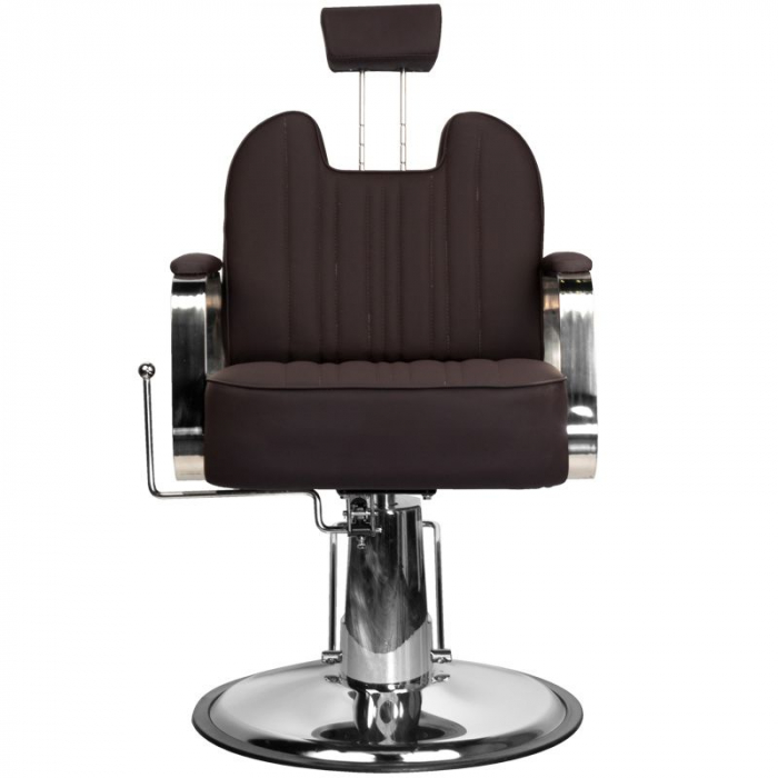 Scaun frizerie Rufo Brown [3]