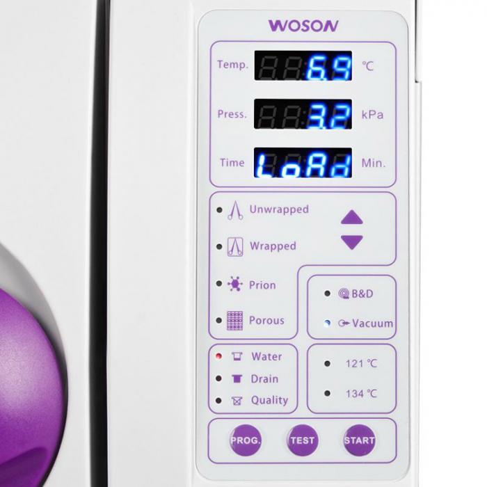 Sterilizator autoclav Wonson [2]