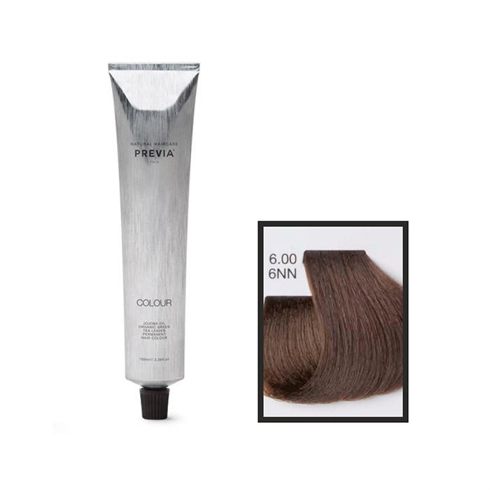 Vopsea permanenta Previa Vibrant Shiny Colour 6.00 6NN Dark Intense Natural Blonde 100 ml [0]