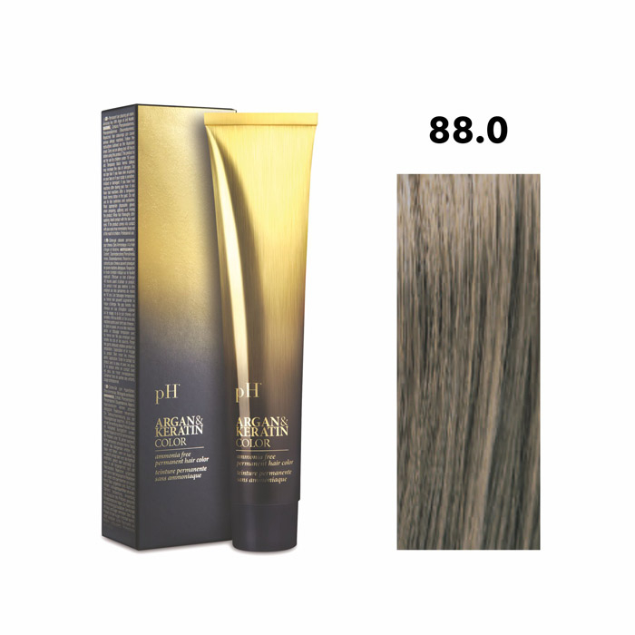 Vopsea pH Laboratories Argan & Keratin Cold Natural Light Blonde 88.0  100 ml [0]