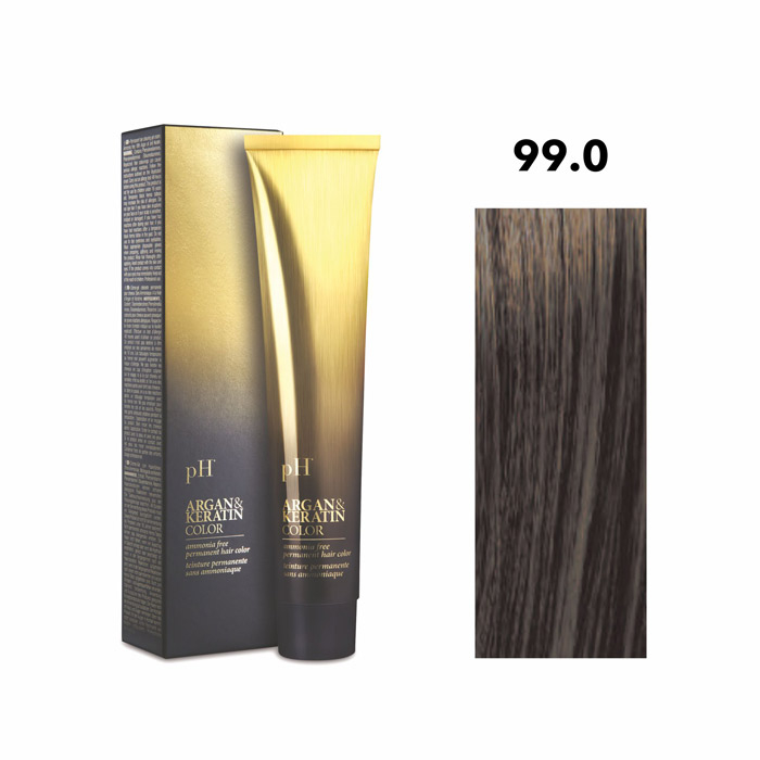 Vopsea pH Laboratories Argan & Keratin Cold Natural Very Light Blonde 99.0  100 ml [0]