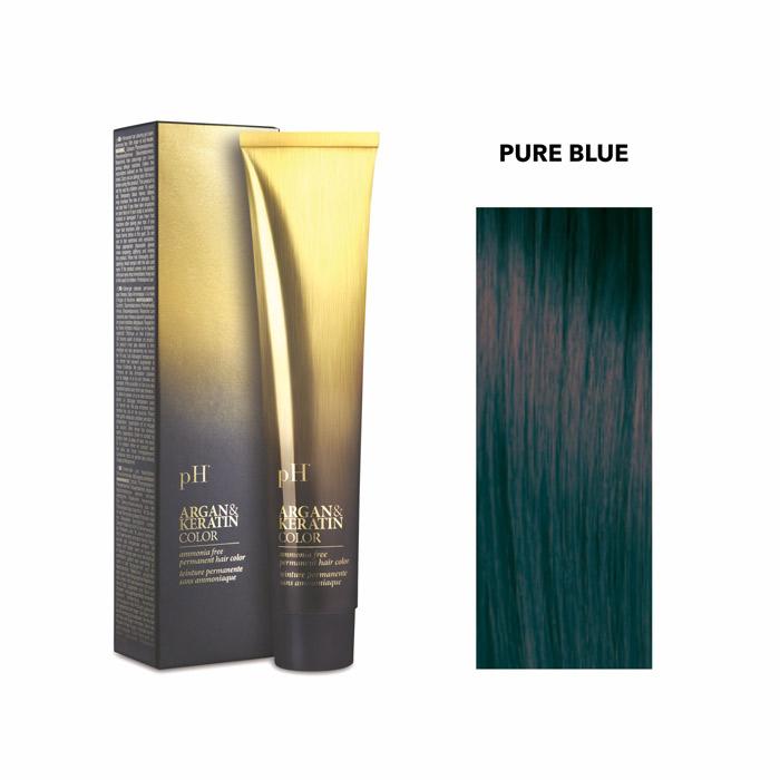 Vopsea pH Laboratories Argan & Keratin Pure Pigments Pure Blue 100 ml [0]