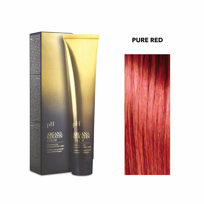 Vopsea pH Laboratories Argan & Keratin Pure Pigments Pure Red 100 ml [0]