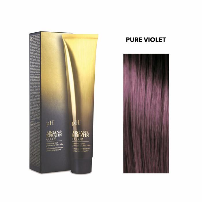Vopsea pH Laboratories Argan & Keratin Pure Pigments Pure Violet 100 ml [0]