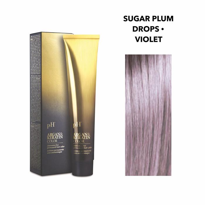 Vopsea pH Laboratories Lollipop Color Sugar Plum Drops - Violet  100 ml [0]