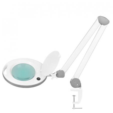 Lampă lupă ELEGANTE 6014 60 LED SMD 5D pentru bloc de lucru [7]