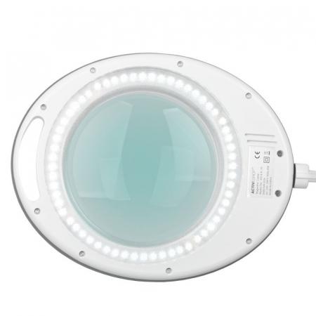 Lampă lupă ELEGANTE 6014 60 LED SMD 5D pentru bloc de lucru [4]