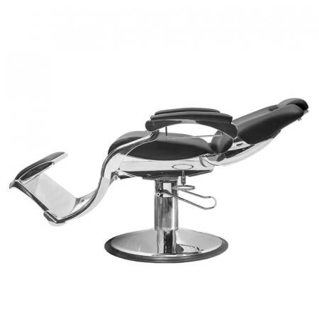 Scaun frizerie Angelo Black [2]