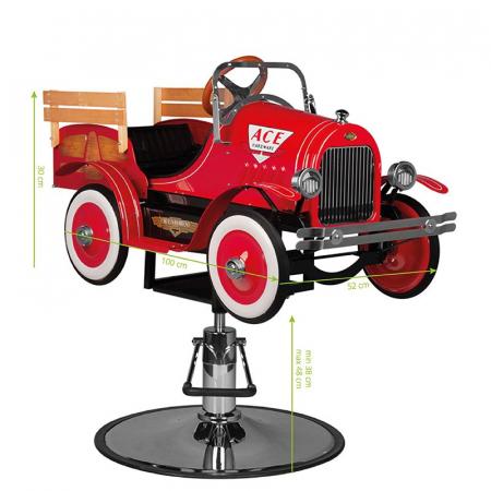 Scaun frizerie Automobile Car [3]