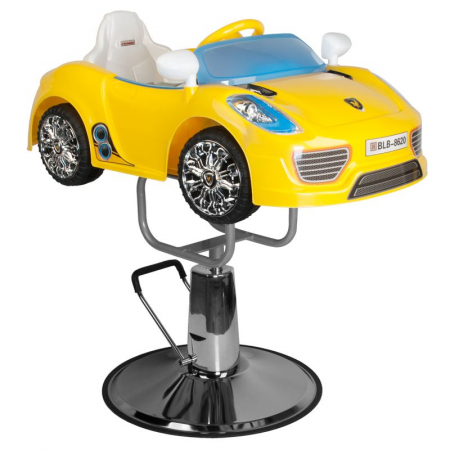 Scaun frizerie copii Car Prosche [0]