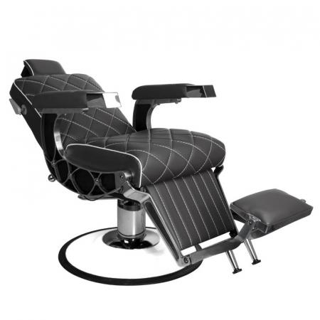 Scaun frizerie Giuseppe Black [1]