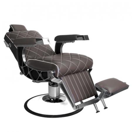 Scaun frizerie Giuseppe Brown [1]