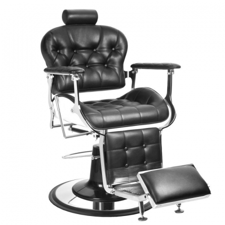 Scaun frizerie Premier Black [0]