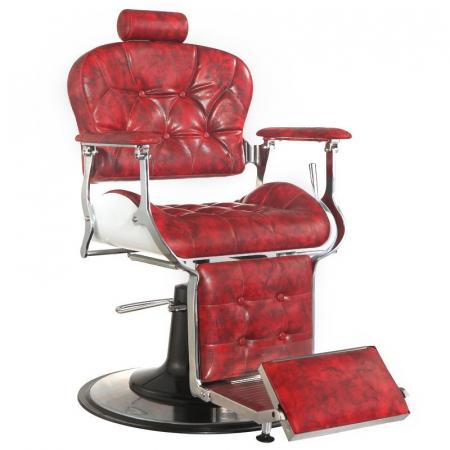 Scaun frizerie Premier Red [0]
