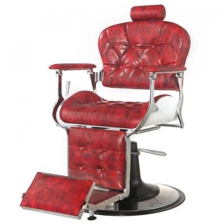 Scaun frizerie Premier Red [1]