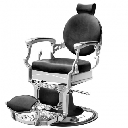 Scaun frizerie President Black [1]