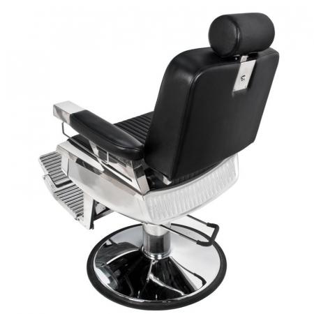 Scaun frizerie Royal Black [3]