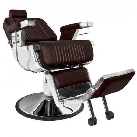 Scaun frizerie Royal  Brown [1]