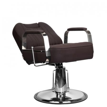 Scaun frizerie Rufo Brown [1]