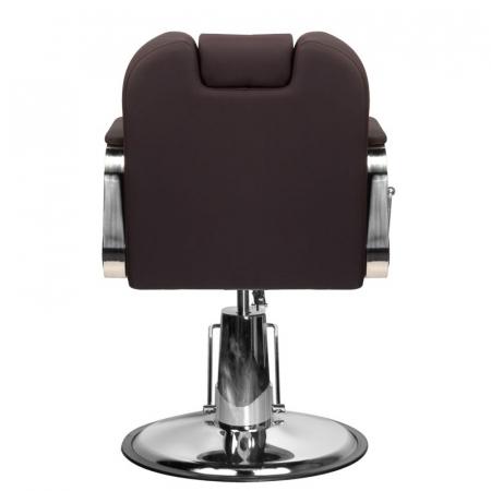Scaun frizerie Rufo Brown [2]
