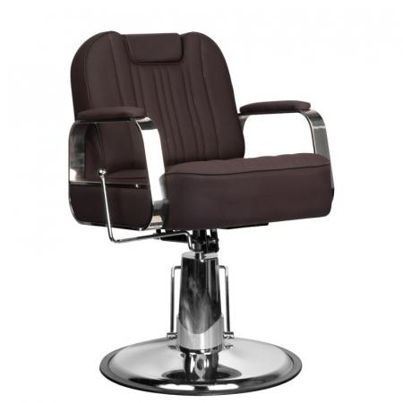Scaun frizerie Rufo Brown [0]