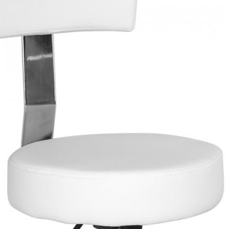 Taburet cosmetician AM-303 alb [2]