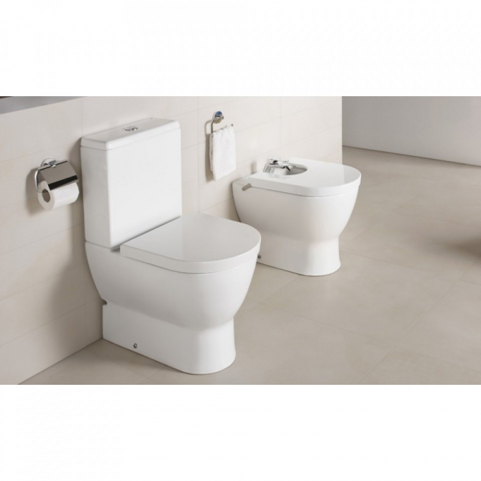 Capac WC Emma Rounded soft alb [1]