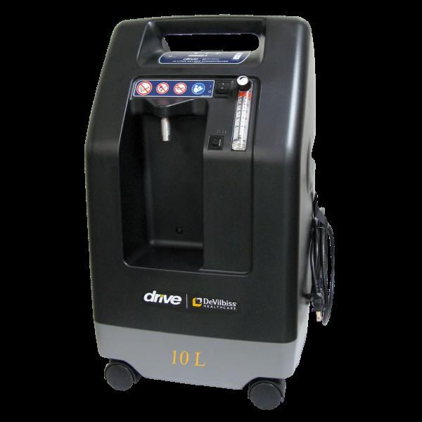 Diagnosticare Compact 1025 - Concentrator de Oxigen Stationar 0