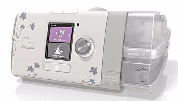 Diagnosticare APAP - ResMed AirSense 10 AutoSet for Her 0