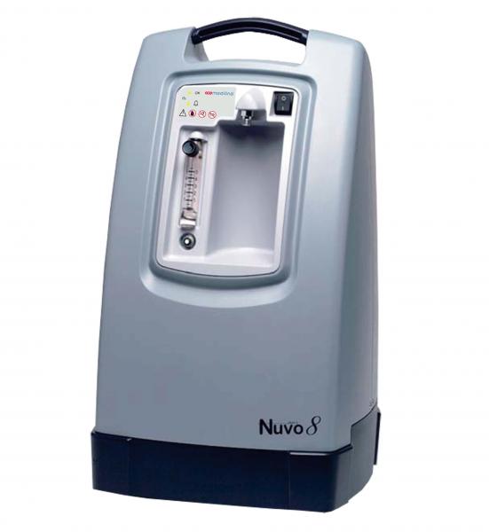 Diagnosticare NUVO 8 litri - Concentrator de Oxigen Stationar 0