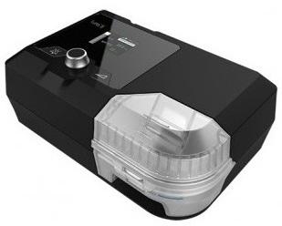Diagnosticare CPAP - Luna II cu Umidificator 0