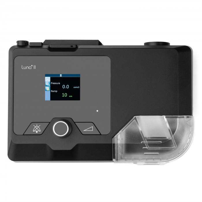 Diagnosticare CPAP - Luna II cu Umidificator 1