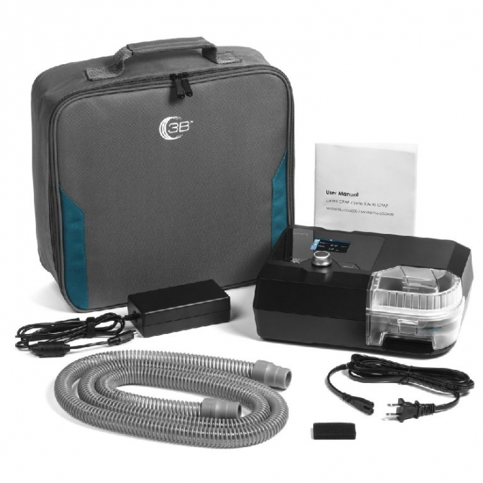 Diagnosticare CPAP - Luna II cu Umidificator 2