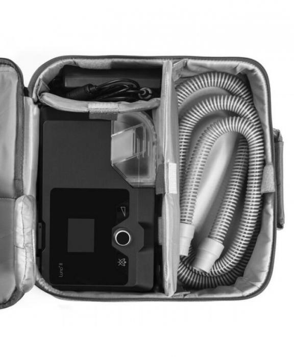 Diagnosticare CPAP - Luna II cu Umidificator 3
