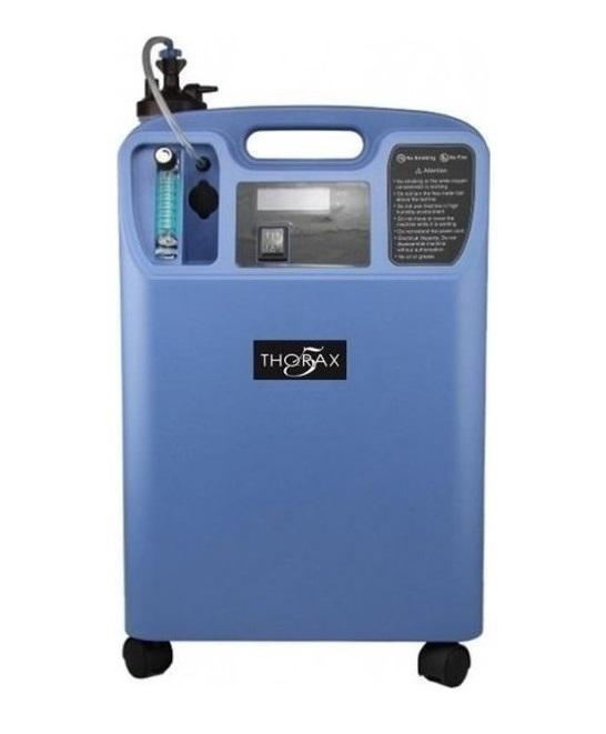 Diagnosticare Thorax 5 - Concentrator de Oxigen Stationar 0