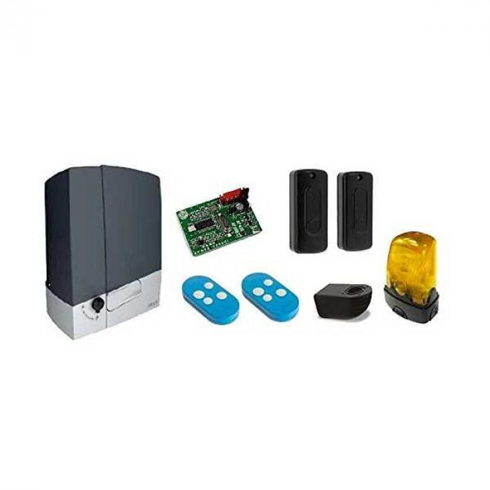 Kit automatizare porti culisante BXV04AGS 24 V CAME [0]
