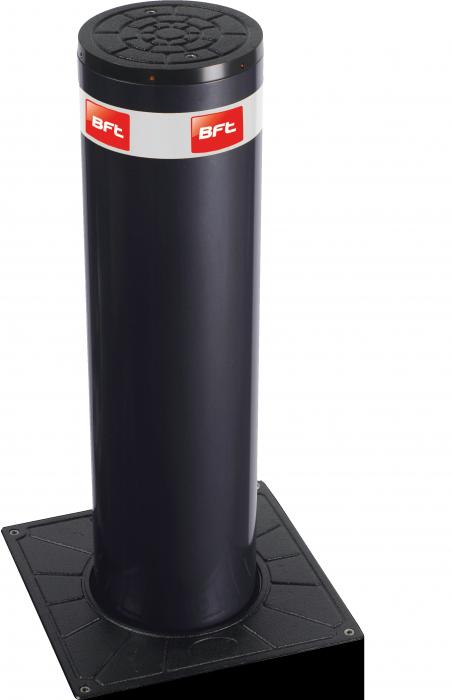 Cilindru retractabil electromecanic STOPPY B -115/ 500 + Unitate de control 230V pentru STOPPY [0]