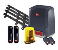 Kit automatizare poarta culisanta Deimos BT kit A400 Ultra+ 4 cremaliere BFT [0]