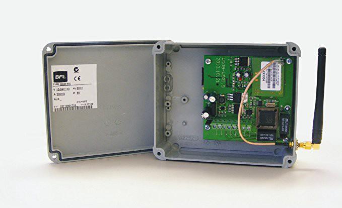 GSM receiver BFT -SMS [0]